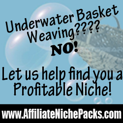 Affiliate Niche Packs