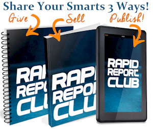 Rapid Report Club