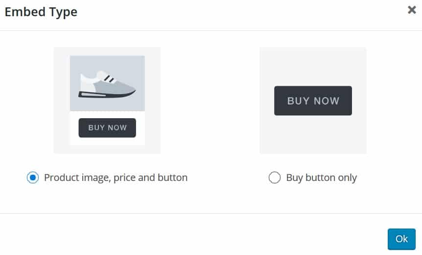 Shopify Add Buy Button to Page