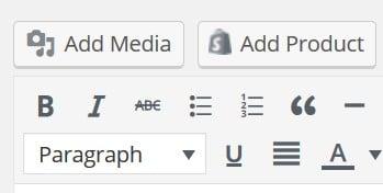 Shopify Editor Icon
